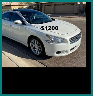 $1200 Nissan MAxima for Sale in Montgomery, AL