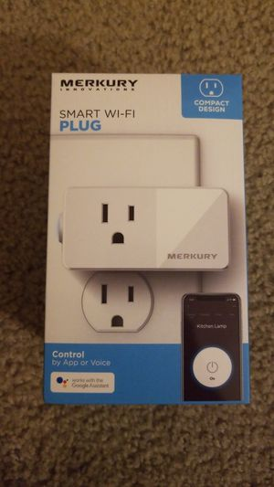 Smart plug wifi for Sale in Portland, OR