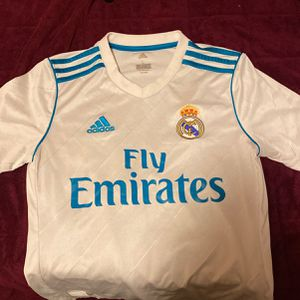 Authentic Real Madrid Jersey for Sale in Visalia, CA
