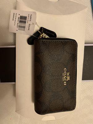 Coach card holder wallet for Sale in Clark, NJ