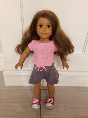 American girl doll Marisol marked pleasant company on her neck. for Sale in Gilbert, AZ