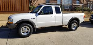 1999 Ford Ranger XLT 4x4 Ex-cab for Sale in Plano, TX