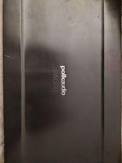 Polk Audio PA660 4-Channel 600W 2-Ohm Car Audio Amp Amplifier for Sale in Monterey Park,  CA