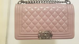 Pink Chanel Bag for Sale in Watertown, MA