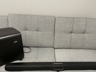 Polk Soundbar and Bass for Sale in Countryside,  IL