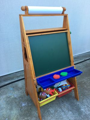 Activity table/drawing easel for Sale in Encinitas, CA