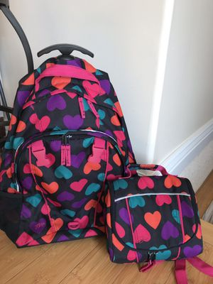 Gap backpack and lunch box for Sale in Harrisonburg, VA