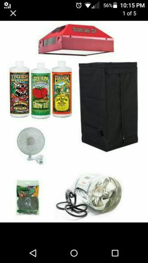 LED GROW TENT!!!! for Sale in Riviera Beach, FL