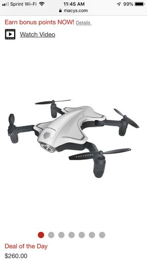 Director HD™Foldable Drone with Live Streaming HD Camera for Sale in Baltimore, MD