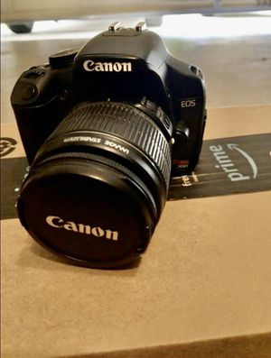 Canon Rebel XSi & 2 Zoom Lenses for Sale in Pflugerville, TX