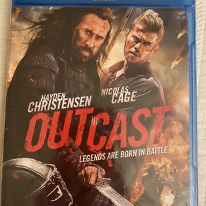 New outcast blu ray disc for Sale in Fife, WA