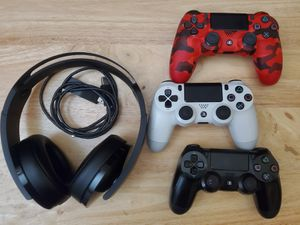 Playstation 4 Stuff for Sale in Dinuba, CA