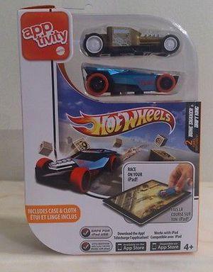 Hot Wheels Apptivity 2 cars for Sale in Atlanta, GA