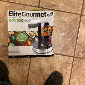 elite gourmet hover Chopping for Sale in Alexandria, LA