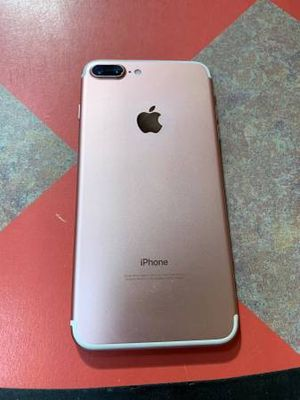 At&t iPhone 7 plus 32gb $250 firm! for Sale in Decatur, GA