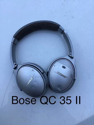 Bose QuietComfort 35 II (noise canceling, Bluetooth) for Sale in Temple Terrace, FL