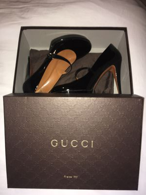 Authentic Gucci Pumps for Sale in Houston, TX