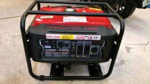 Predator 4000 generator for Sale in Hayward, CA