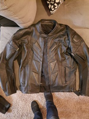 Motorcycle jacket for Sale in Mebane, NC
