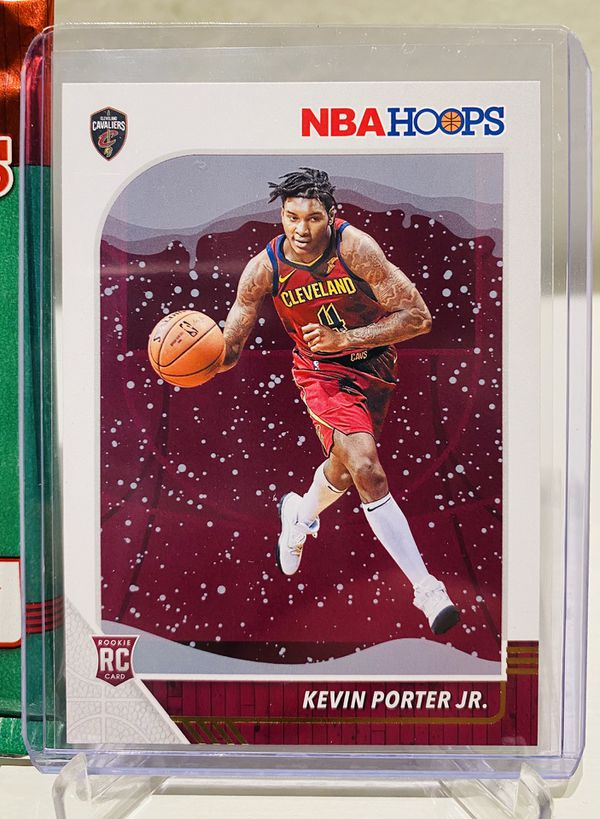 2019 2020 NBAHOOPS Winter Pack & Kevin Porter Jr Rookie Card! Zion Williamson Rookie Card? Ja Morant Rookie Card?