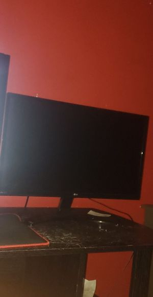 24in LG Monitor for Sale in Austin, TX