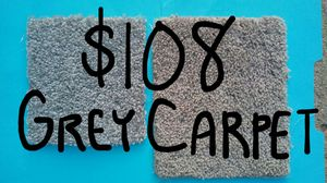 $108 Grey Carpet Remnant for Sale in Los Angeles, CA