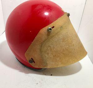 Vintage Motorcycle Helmets for Sale in Garner, NC