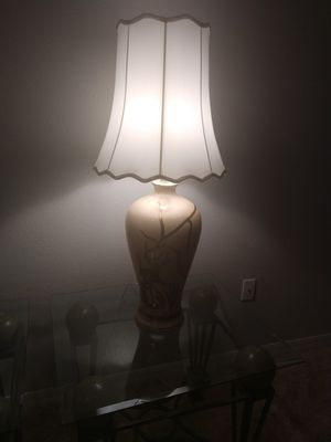 Large Lamp With Lamp Shed for Sale in Riverview, FL