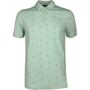 NEW Adidas Golf Shirt Adicross Pique Polo Ash Green Men's Size Large for Sale in Norwalk, CA
