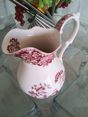 Girl at Well Spode jug for Sale in Hollywood, FL