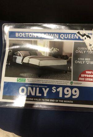 Bed frames for Sale in Lansing, MI