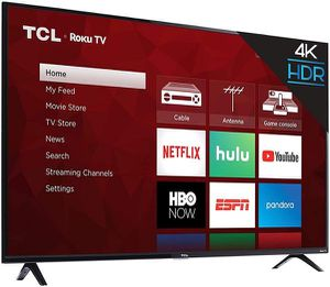 "Smart TV Televisor Television TCL 1080p LED TV Roku 43"" 4K 43S425 for Sale in Miami, FL"
