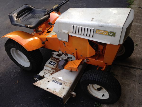 Antique Sears Lawn Tractor For Sale In St Charles Il