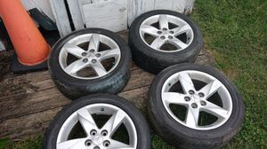 Tires and rims included for Sale in Gaithersburg, MD