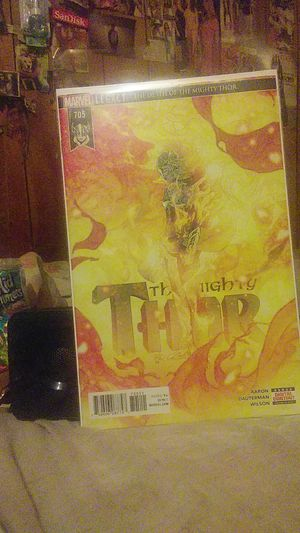 The Mighty Thor #705 the Death of. Jane foster...Aka Mighty Thor for Sale in Amory, MS
