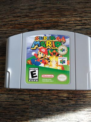 Mario n64 for Sale in San Diego, CA