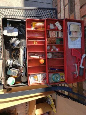 Grandpas old fishing gear for Sale in Hemet, CA
