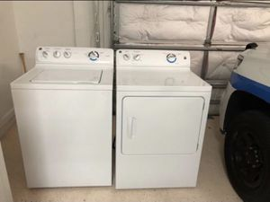 GE WASHER & DRYER for Sale in Port St. Lucie, FL