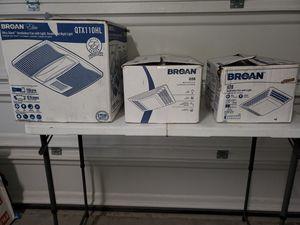 New Broan Ventilator Fans for Sale in Arlington, TX