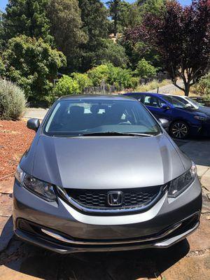2013 Honda Civic for Sale in El Sobrante, CA