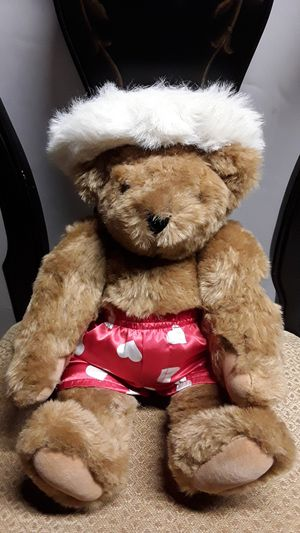 Vermont Christmas Teddy Bear for Sale in Oakland Park, FL