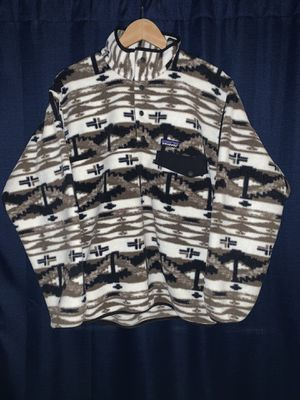 Patagonia Synchilla Snap-T Pullover (Men's Small) for Sale in Los Alamitos, CA