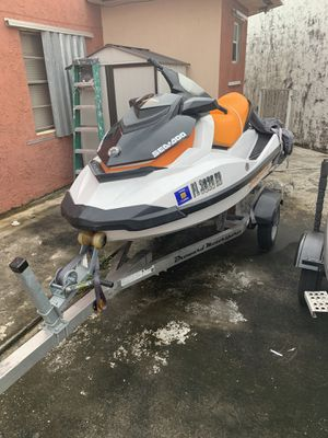 2016 jetski seadoo gts 130 for Sale in Miami, FL