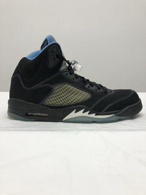 Jordan 5 Black/University Blue DS Men's Sz 13 no box for Sale in Chicago, IL