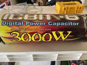 ICBM-6 Digital capacitor 3000 watts. for Sale in Baywood-Los Osos, CA