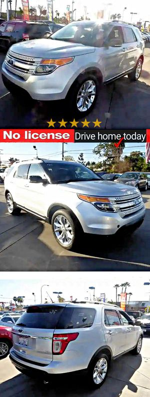 2014 Ford Explorer Limited FWD for Sale in South Gate, CA