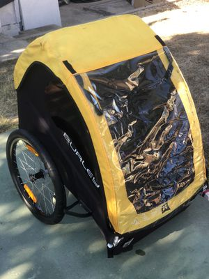 Burley Bike Trailer (Bee) for Sale in San Diego, CA