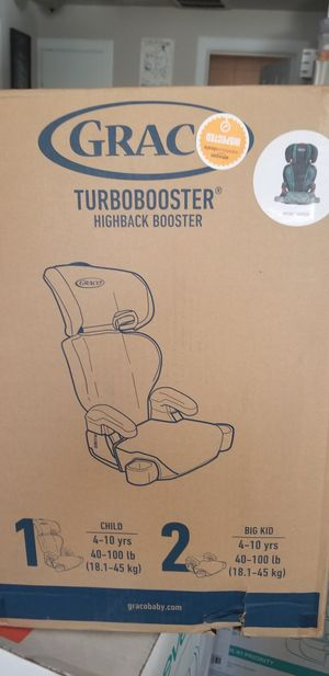 Graco turbo booster car seat for Sale in Atwater, CA
