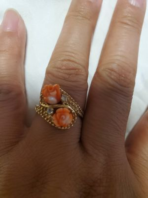 10k gold ring size 7 for Sale in Chicago, IL