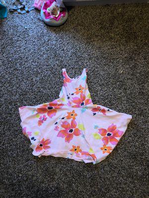 Pink flower size five dress. for Sale in Las Vegas, NV